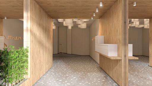 PORTAL LAS FUENTES 1 – LEÓN – Andrea Muñoz Diseño